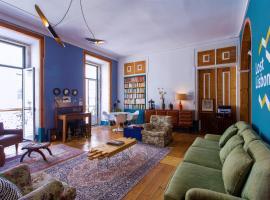 Lost Lisbon :: Chiado House, séjour chez l'habitant à Lisbonne