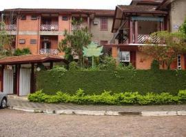 Hotel Santo Antônio, hotel em Águas de São Pedro