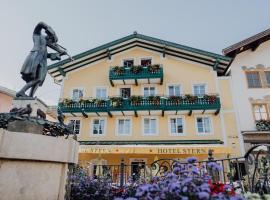 Das Hotel Stern, hotel in Sankt Gilgen