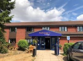 Redwings Lodge Rutland, motel in Uppingham
