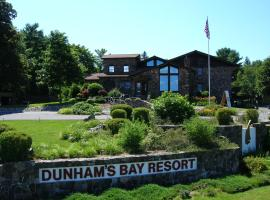 Dunham's Bay Resort, hotel in Lake George