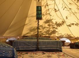 Podere di Maggio - Glamping tent 2, luxury tent in Santa Fiora