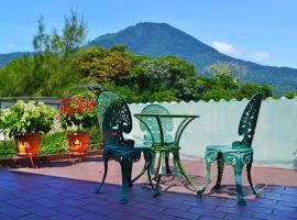 Hotel Oasis, B&B in San Salvador
