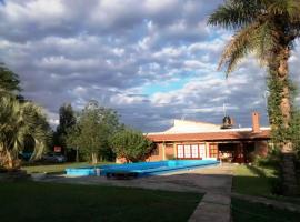 ALOJAMIENTO VALLE DE SALTA, hotel near Martin Miguel de Güemes International Airport - SLA,