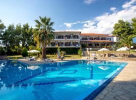 Maria's House Hotel, hotel in Metamorfosi
