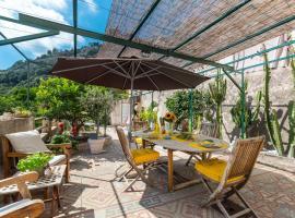 La maison des vacances, self catering accommodation in Menton