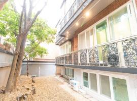 Dawoo House 1 in Hongdae、ソウルのB&B