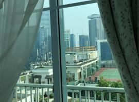 Apartemen Startegis di Mega Kuningan, hotel near Ambassador Mall, Jakarta