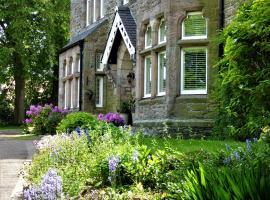 The Old Vicarage, B&B in Berwick-Upon-Tweed