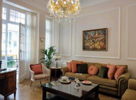 Rear Luxury Gem in the Most Elite Area near Syntagma Square, luxury hotel in Athens