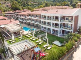 Ntinas Filoxenia Hotel & Spa, serviced apartment in Skala Potamias