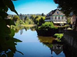Hôtel des Bains, hôtel à Figeac