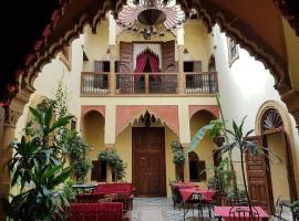 Riad Marlinea, riad in Salé
