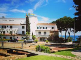 GHT Xaloc, hotel near Aquadiver, Platja d'Aro