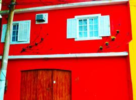 The Queen Hostel, budget hotel in Arraial do Cabo
