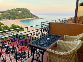 Rigat Park & Spa Hotel, hotel near D'en Plaja Castle, Lloret de Mar