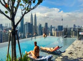 Expressionz Suites By iHost Global, holiday rental in Kuala Lumpur