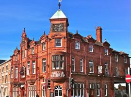 The Bull & Stirrup Hotel Wetherspoon, hotel near Chester Zoo, Chester