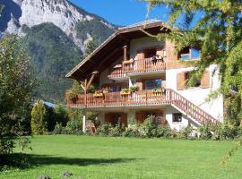 Les Chalets Carpe Diem, cabin in Le Bourg-d'Oisans