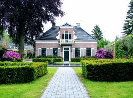 Hotel B&B Hoeve de Vredenhof, hotel near Groningen Station, Zuidlaren