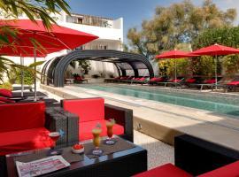 ヴィラ デ ラ マール&スパ、サントマリー・ド・ラメールのホテル