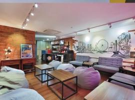 hipstercity hostel, capsule hotel in Singapore