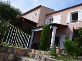 Villa le Hameau - Cap Esterel (Agay), spa hotel in Saint-Raphaël