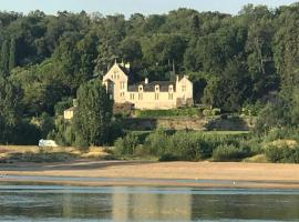 Manoir de Beauregard - Cunault, country house in Trèves-Cunault