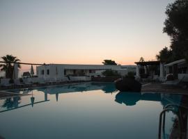La Sirenetta Park Hotel, hotel in Stromboli