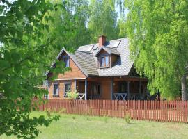 Żubrowe Sioło – hotel w Białowieży