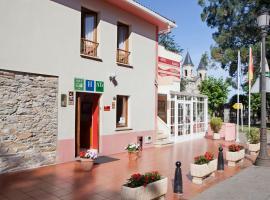 Hotel Alvaro frente Palacio-Museo Selgas, hotel near Asturias Airport - OVD, Cudillero