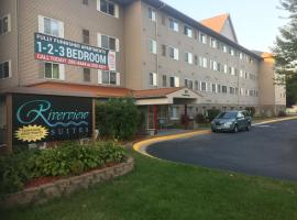Riverview Suites Apartments, apartment in Rochester