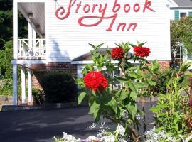 Storybook Inn & Suites, hotel in Glen