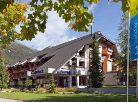 Hotel Kompas, hotel in Kranjska Gora