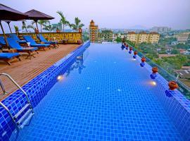 Hotel Yadanarbon Mandalay, hotel in Mandalay