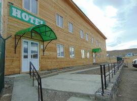 Tashantinskiy Hotel, отель в городе Tashanta