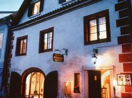 Villa Conti, hotel v destinaci Český Krumlov