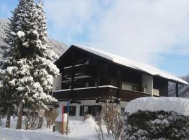 Haus am Wiesengrund, Ferienwohnung in Reit im Winkl