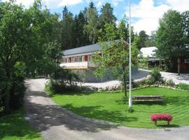 Lyhdyn Tila, hotelli kohteessa Kaarina lähellä maamerkkiä Ruissalo