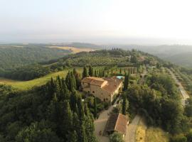 Tenuta Sant'Ilario, country house in Gambassi Terme