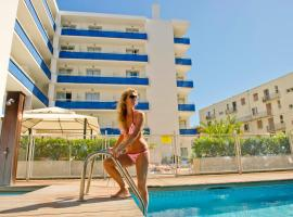 Résidence GOELIA Sun City, hotel in Montpellier