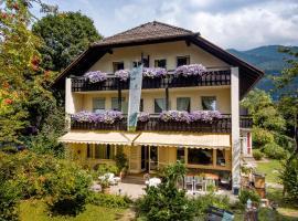Bavaria Biohotel, hôtel à Garmisch-Partenkirchen