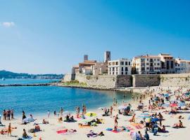 Appt moderne Vieil Antibes 3 pièc, hôtel à Antibes près de: Musée Picasso