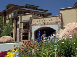 Sundial Lodge Park City - Canyons Village, lodge in Park City