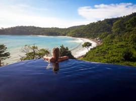 Romantic Beachfront Retreat, hotel in San Juan del Sur