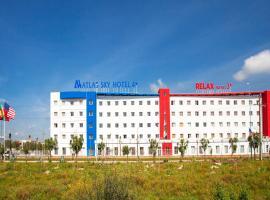 Atlas Sky Airport, hôtel  près de: Aéroport Mohammed V de Casablanca - CMN