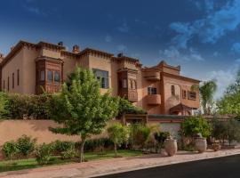 Villa Riad les Deux Golfs & Spa, hotel near The Montgomerie Golf Course, Marrakesh
