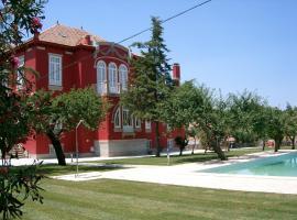 Casa Vermelha, inn in Vila Nova de Foz Coa