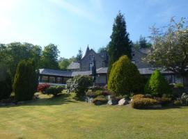 Glenspean Lodge Hotel, hotel in Roybridge