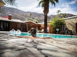 Korakia Pensione, hotel v destinaci Palm Springs